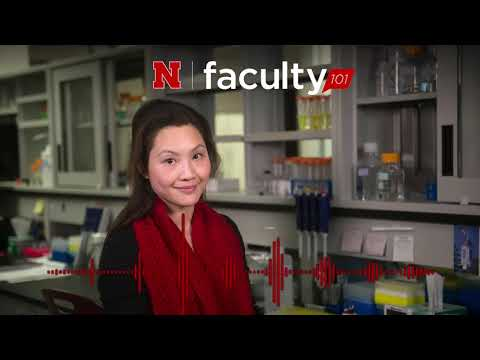 Nebraska Faculty 101 Podcast: Magic in the Chemistry Lab