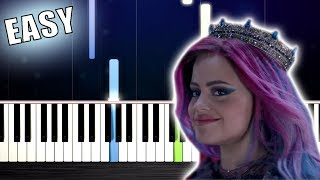 Sarah Jeffery Queen of Mean Descendants 3 - EASY Piano Tutorial by PlutaX.mp3