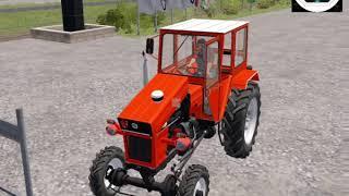 جرار زراعي روماني في لعبة the farming simulator 2019  mods    utb Universal 650 m screenshot 5