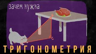 ЗАЧЕМ НУЖНА ЭТА ... тригонометрия! Математика на QWERTY