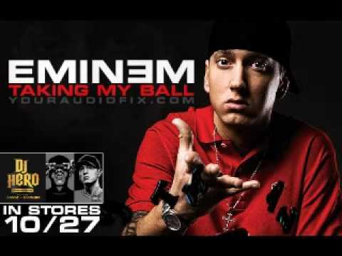 Eminem - Taking My Ball w/ Download Link