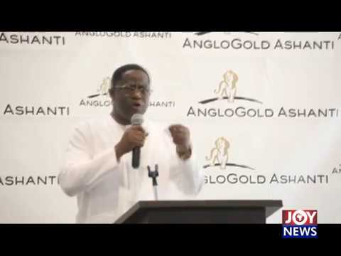 Amewu 'exposes' AngloGold Ashanti on JoyNews (27-3-18)