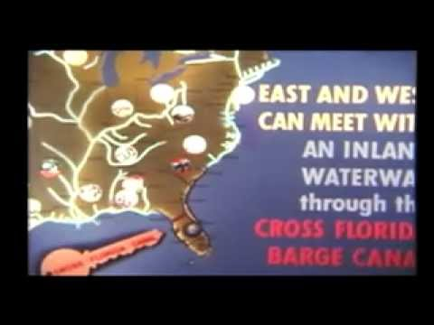 Cross Florida Barge Canal Promo #1