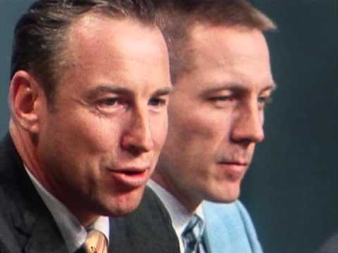 Apollo 13 Post Flight Press Conference (Better Audio)