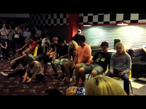 Holland Christian High School Graduation Party Hypnotist