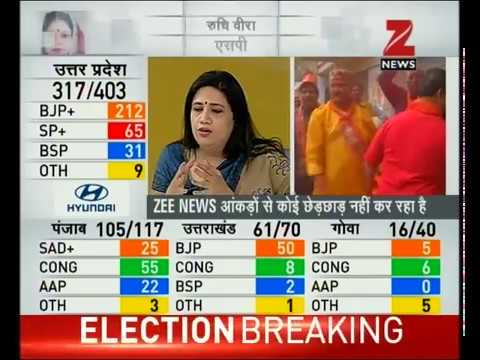 Download Youtube: Elections Results 2017: Trends from UP, U'Khand,Punjab, Goa and Manipur
