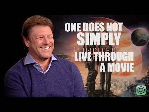 Sean Bean reads Sean Bean Memes