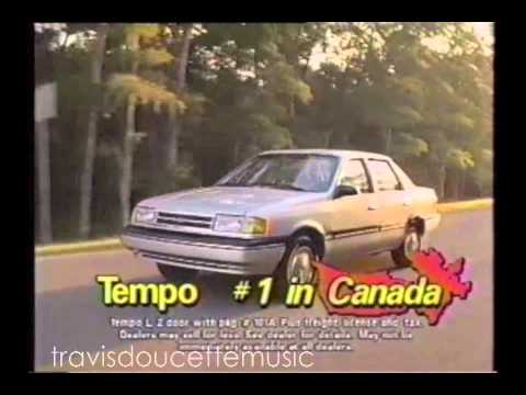 Toronto Ford Dealers (1989)