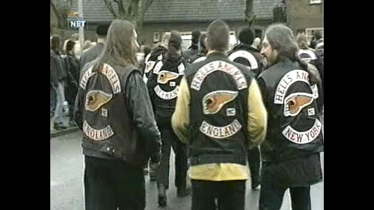 Hells Angels, paul de vries hells angels