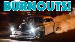 Cruise Night in Bowling Green (including BURNOUT PARTY!)