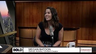 Megan Batoon on Living Boldly and Growing a Social Audience