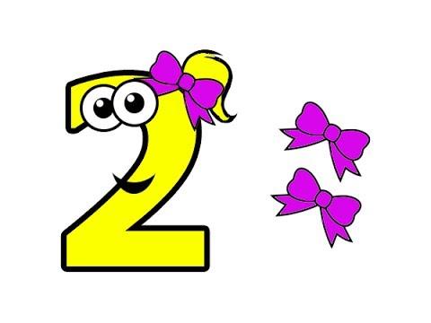 10 malih brojeva - učimo da brojimo
