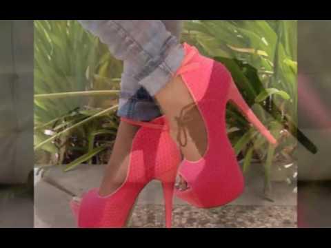 Самые красивые туфли в мире