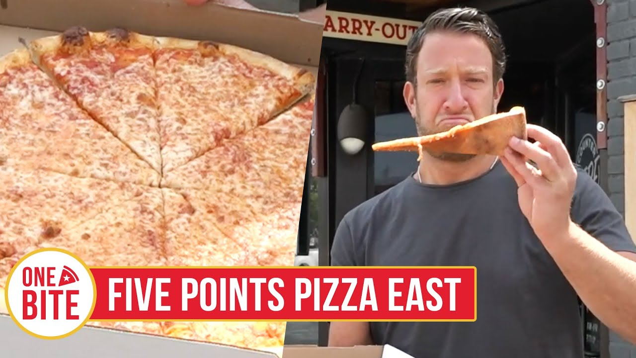 Barstool Pizza Review - Five Points Pizza East (Nashville, TN)
