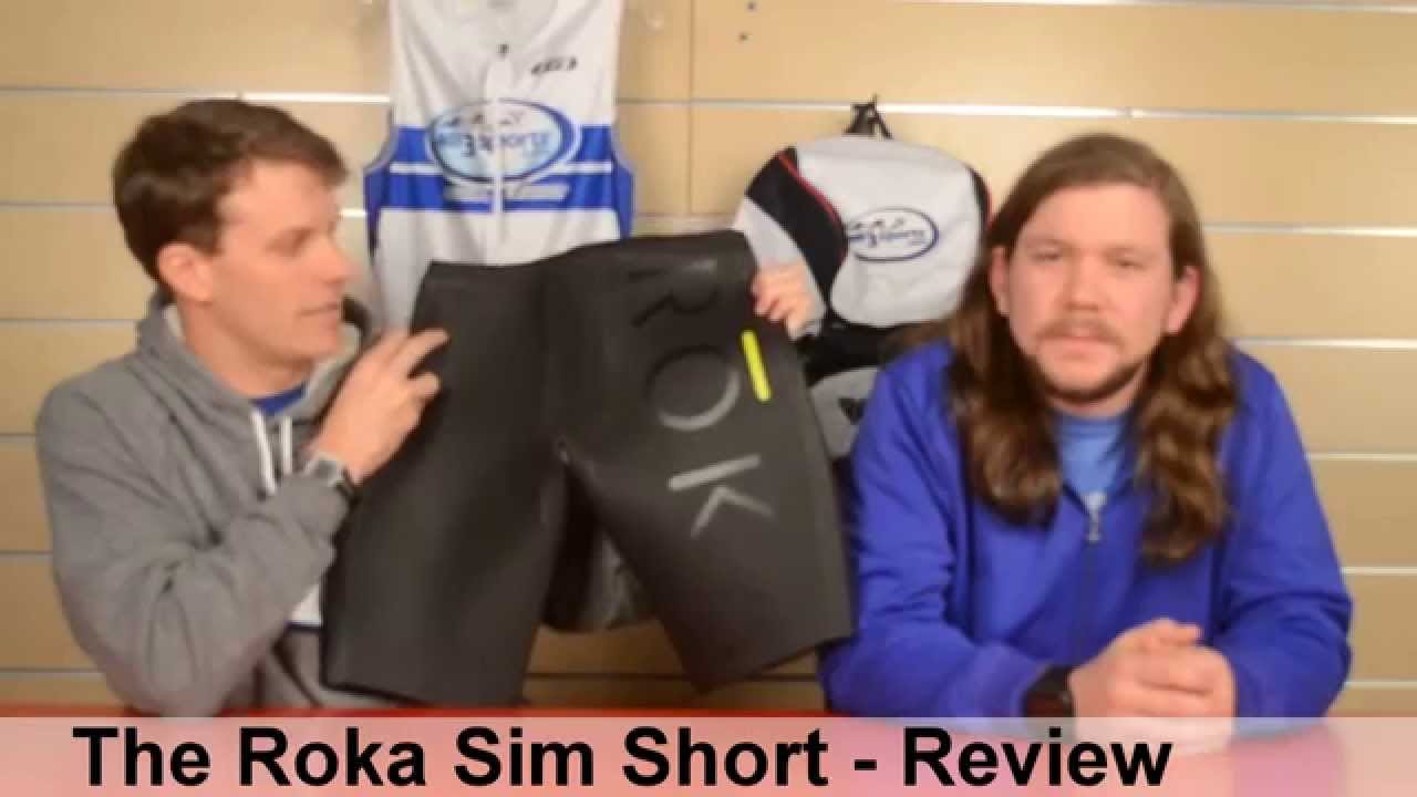 604ee6fa49 Roka Sim Short - Review by all3sports.com - YouTube