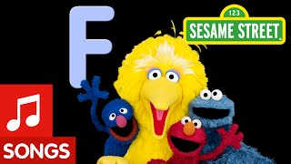 Sesame Street: Letter F (Letter Of The Day)