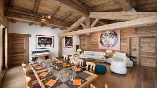 Шале с видом на Монблан(Видео-блог о дизайне, архитектуре и стиле. Идеи для тех кто обустраивает свой дом, квартиру, дачу, садовый..., 2013-09-11T17:55:05.000Z)