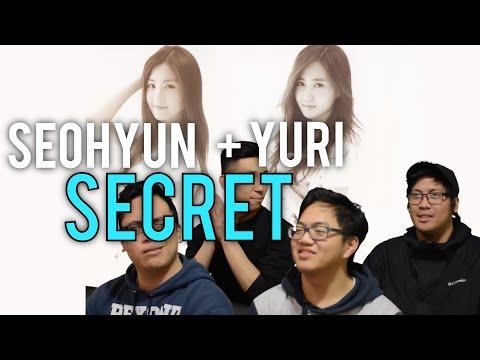 SEOHYUN X YURI   SECRET MV Reaction (that Pantene Tho.) [4LadsReact]
