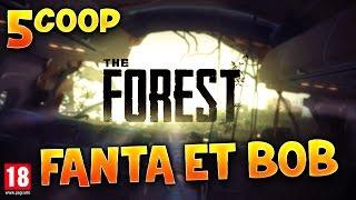 Fanta et Bob dans The Forest - Ep. 5 : La caverne de l