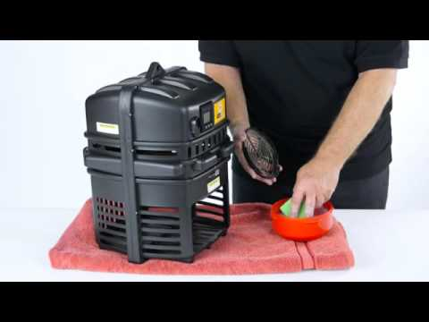 Mega-Catch™ Mosquito Trap Workshop Series: Cleaning The Fan