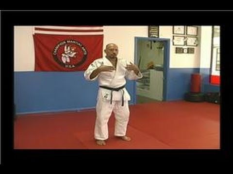 Judo Lessons for Beginners : How to Do a Judo Front Roll