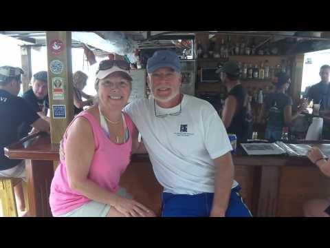 Sailing the Virgin Islands May 2012