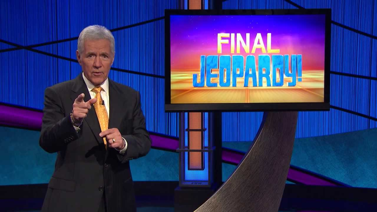 Image result for images of final jeopardy