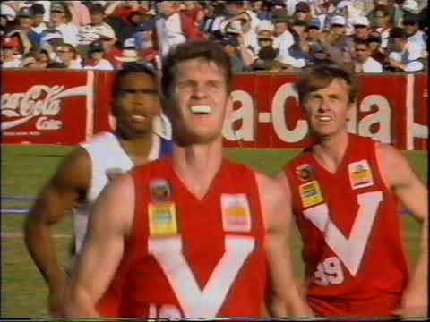1997 WAFL Grand Final: East Fremantle Vs South Fremantle Part 2