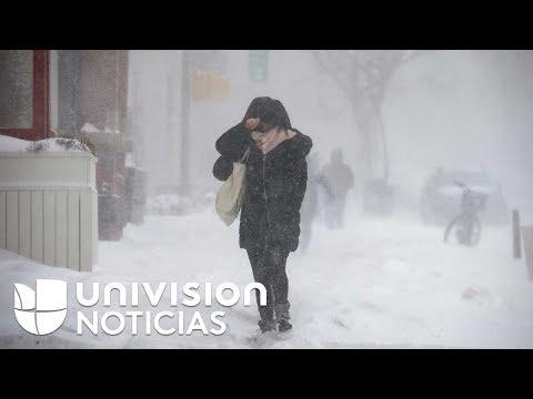 Medidas de precaución en Nueva York para protegerte del frío