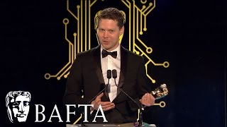Her Story wins Game Innovation   BAFTA Games Awards 2016