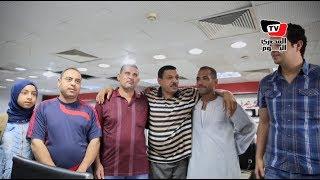 «المصري اليوم» تستقبل الفائزين بمسابقة فوازير رمضان