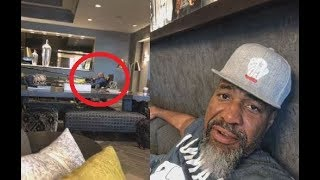 Shannon Briggs finds Tyson Fury in hotel lobby...