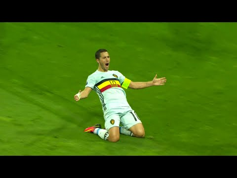 Eden Hazard vs Hungary (Neutral) HD 720p By EdenHazard10i - English Commentary