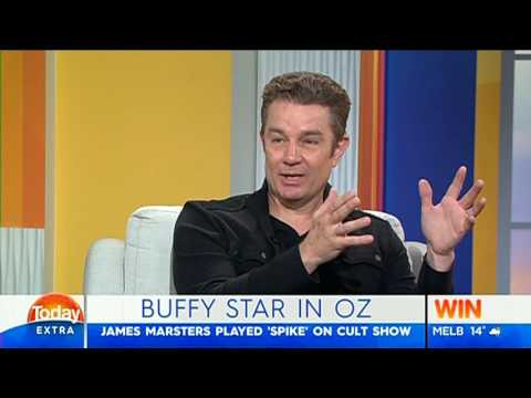 James Marsters ed on The Today  Extra 20062016