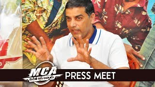 Producer Dil Raju Press Meet About MCA Movie | Nani | Sai Pallavi | TFPC