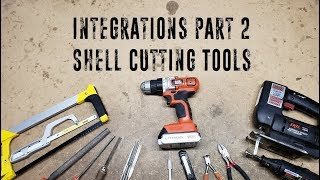 Monday Mod Tips - Shell Integration: Part 2 - Shell Cutting Tools