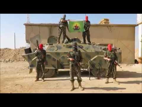 Communiqué des combatants du bataillon international au Rojava