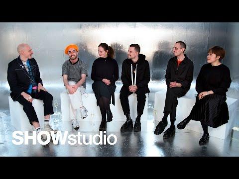 Yohji Yamamoto - Autumn / Winter 2017 Panel Discussion