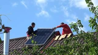 Монтаж солнечных батарей компанией STARGOV(, 2016-05-25T00:55:27.000Z)