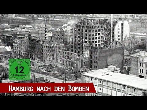 """Hamburg '45 - Verwüstung mittels """"Operation Gomorrha"""""""