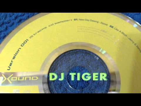 World Classic - The Legendary club TeXound official CD Version 001 compiled  by DJ Tiger (2001)
