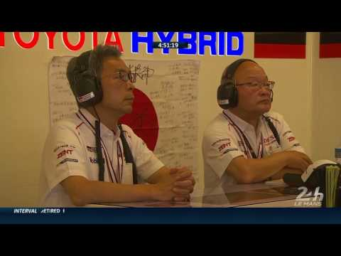 2017 24 Hours of Le Mans - Race hour 20 - REPLAY