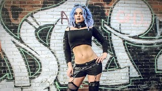 Rage into Blindness (Electro-Industrial Metal) // Cybergoth Dance Queen Ciwana