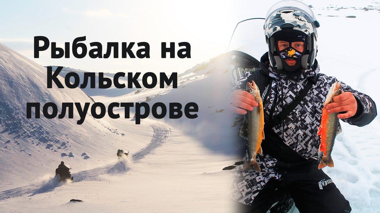 Секреты ловли гольца и кумжи. Рыбалка на Кольском полуострове
