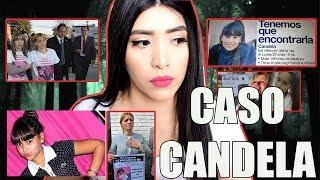 CASO CANDELA SOL RODRIGUEZ #MARTESDEMISTERIO