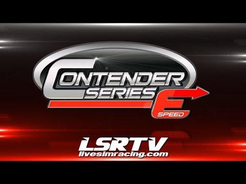 eSpeed Contender Series | Round 30 at Talladega | Darkmatter Designs 200