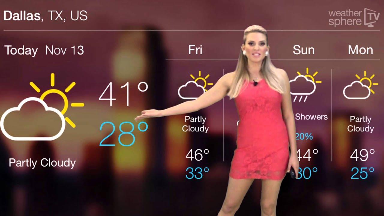 Dallas Weather >> Dallas Weather Forecast Youtube