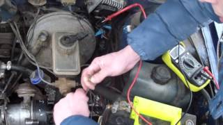 видео ВАЗ 2111: провалилась педаль сцепления (сломалась вилка сцепления)
