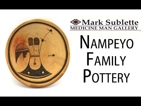 Early Hopi Pottery: How To Identify Nampeyo Family Pottery