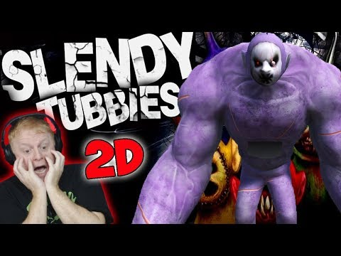 SNEAKY TINKY TANK SETS THE PERFECT TRAP | SLENDYTUBBIES 2D - MAINLAND S3 MAP ( COLLECT 25 )